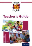 Cover for Nelson English - Book 1 Teacher