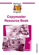 Cover for Nelson English - Book 1 Copymaster Resource Book