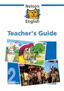 Cover for Nelson English - Book 2 Teacher