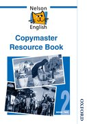 Cover for Nelson English - Book 2 Copymaster Resource Book