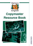 Cover for Nelson English - Book 3 Copymaster Resource Book