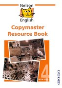 Cover for Nelson English - Book 4 Copymaster Resource Book