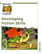 Cover for Nelson English - Book 3 Developing Fiction Skills