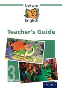 Cover for Nelson English - Book 3 Teacher