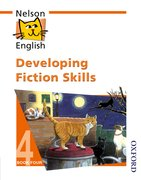Cover for Nelson English - Book 4 Developing Fiction Skills