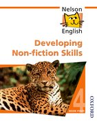 Cover for Nelson English - Book 4 Developing Non-Fiction Skills