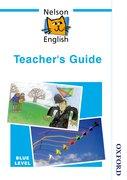Cover for Nelson English - Blue Level Teacher