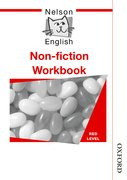 Cover for Nelson English - Red Level Non-Fiction Workbook (X10)