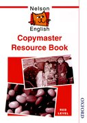 Cover for Nelson English - Red Level Copymaster Resource Book