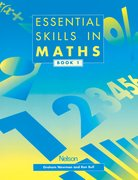Cover for Essential Skills in Maths - Students