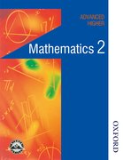 Cover for Maths in Action - Advanced Higher Mathematics 2