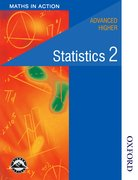 Cover for Maths in Action - Higher Advanced Statistics 2