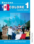 Cover for Encore Tricolore Nouvelle 1 Student Book