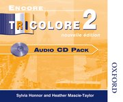 Cover for Encore Tricolore Nouvelle 2 Audio CD Pack (x6)