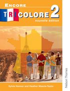 Cover for Encore Tricolore Nouvelle 2 Student Book