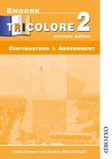 Cover for Encore Tricolore Nouvelle 2 Copymasters and Assessment