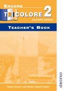 Cover for Encore Tricolore Nouvelle 2 Teacher