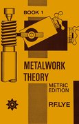 Cover for Metalwork Theory - Book 1 Metric Edition