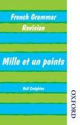 Cover for French Grammar Revision - Mille et un points