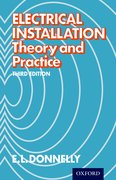 Cover for Electrical Installation - Theory and Practice Third Edition