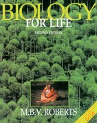 Cover for Biology for Life Second Edition