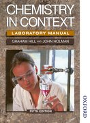 Cover for Chemistry in Context - Laboratory Manual