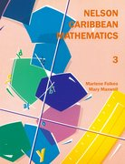 Cover for Nelson Caribbean Mathematics 3