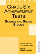 Cover for Grade Six Achievement Tests Assessment Papers Science and Social Studies