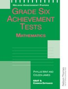 Cover for Grade Six Achievement Tests Mathematics