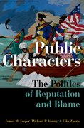 Cover for Public Characters