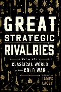 Cover for Great Strategic Rivalries - 9780190053192