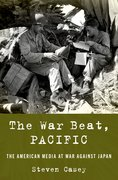 Cover for The War Beat, Pacific