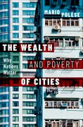 Cover for The Wealth and Poverty of Cities