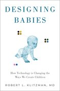 Cover for Designing Babies