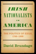 Cover for Irish Nationalists in America