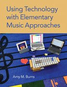 Cover for Using Technology with Elementary Music Approaches