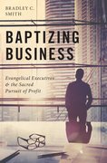Cover for Baptizing Business - 9780190055776