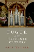 Cover for Fugue in the Sixteenth Century