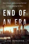 Cover for End of an Era