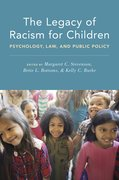 Cover for The Legacy of Racism for Children - 9780190056742