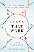 Cover for Teams That Work - 9780190056964