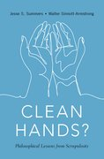 Cover for Clean Hands - 9780190058692