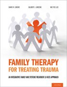 Cover for Family Therapy for Treating Trauma