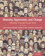 Cover for Diversity, Oppression, & Change