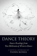 Cover for Dance Theory
