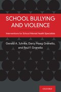 Cover for School Bullying and Violence