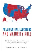 Cover for Presidential Elections and Majority Rule - 9780190060152