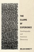 Cover for The Claims of Experience