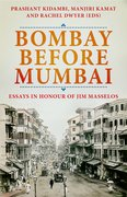 Cover for Bombay Before Mumbai