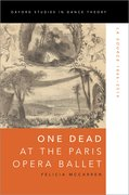 Cover for One Dead at the Paris Opera Ballet
